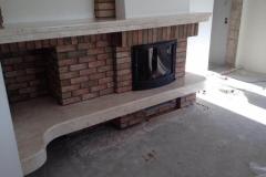 Fireplace decoration ZA001