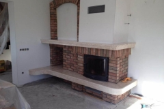 Fireplace decoration ZA002