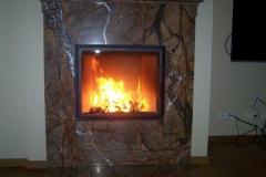 Fireplace decoration ZA003