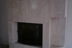 Fireplace decoration ZA004