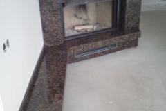 Fireplace decoration ZA005