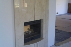 Fireplace decoration ZA008