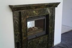 Fireplace decoration ZA009