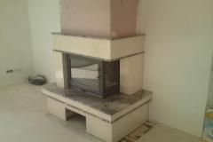 Fireplace decoration ZA010