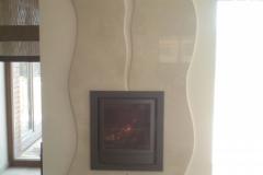 Fireplace decoration ZA011