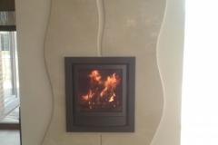 Fireplace decoration ZA012
