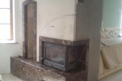 Fireplace decoration ZA013