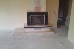 Fireplace decoration ZA014