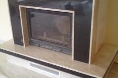 Fireplace decoration ZA015