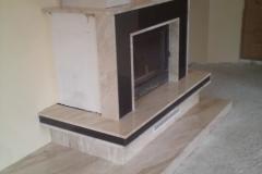 Fireplace decoration ZA016
