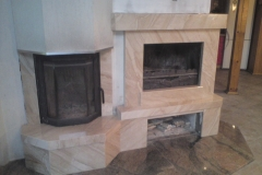 Fireplace decoration ZA017