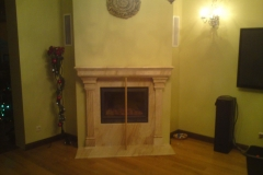 Fireplace decoration ZA019