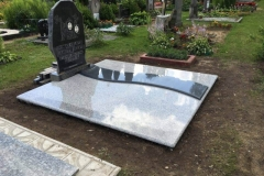 Grave covering KD001