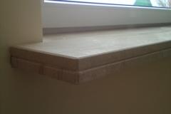 Natural stone window sills PL001