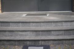Stair stone steps LP004