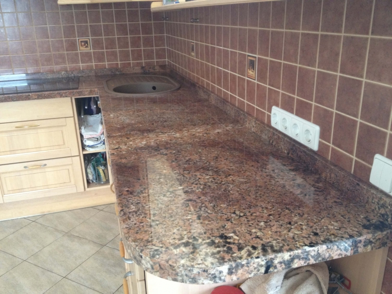 Stone table tops AS048