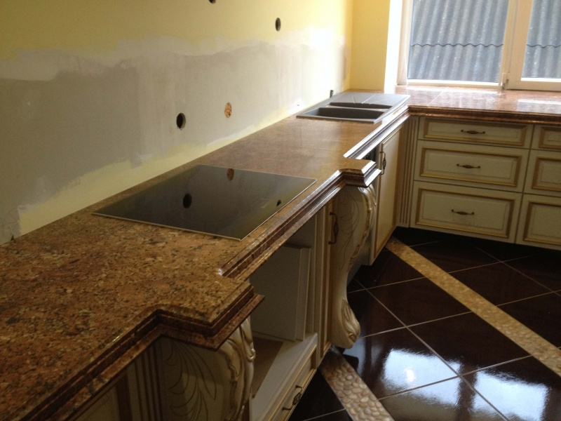Stone table tops AS060