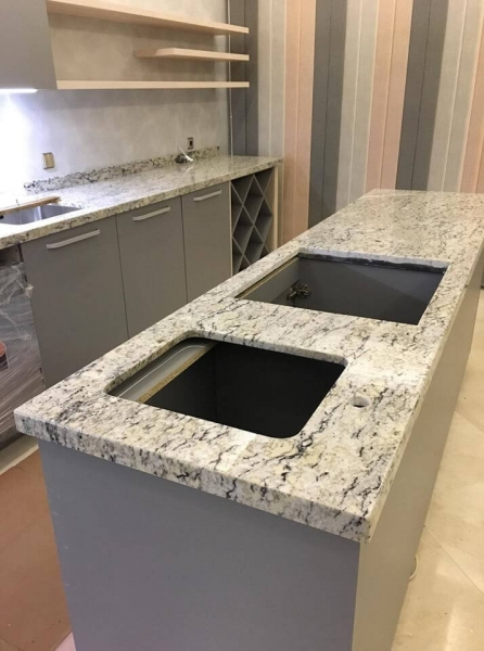 Stone table tops AS089