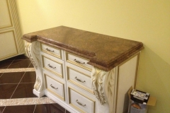 Stone table tops AS057