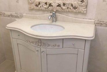 Staliukai ir stalai iš marmuro ir granito
