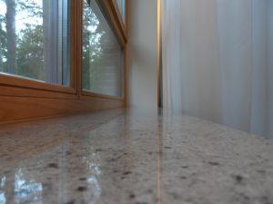 Window sills made of natural stone | Granite and marble windowsills