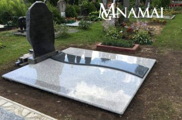 Grave covering